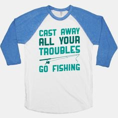 Spend time in the quiet tranquility of nature and go fishing