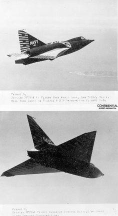Convair : F2Y-1 : Sea Dart | Flickr - Photo Sharing!