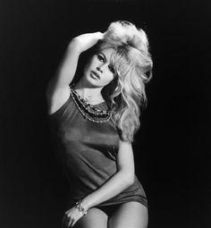 Brigitte Bardot by Sam Lévin