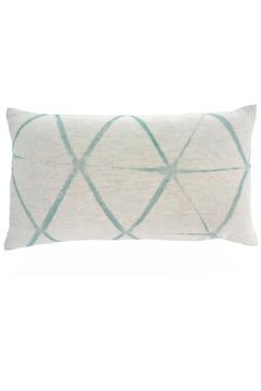 """Adding a little boho chic style with cushions in your home is so hot right now! Our tie dye cushions are on point.  Measures: 12"""" x 21"""" feather filled  Tie Dye Cushion by Indaba. Home & Gifts - Home Decor - Pillows & Throws Canada"""