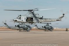 https://flic.kr/p/zKWk5U | Snake Pit | A Bell UH-1Y Venom and 2 Bell AH-1Z Vipers prepare to depart from NAF El Centro NAF El Centro, CA USA