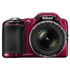 Nikon-Coolpix-L-830-rot-digitale-Kompaktkamera €174,99 d-living