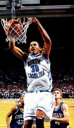 Your source for everything basketball! I Love Basketball, Basketball History, Basketball Legends, Basketball Teams, College Basketball, Carolina Pride, North Carolina, Carolina Blue, Sports Stars