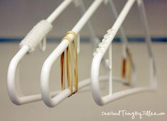 Organize Closets with 11 Things You Already Own