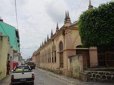 Antiga Estação de Trem_Nazaré_Bahia_Brasil