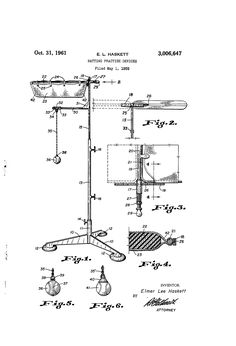 Patent US3006647 - Batting practise devices - Google Patents Patent Pending, Google