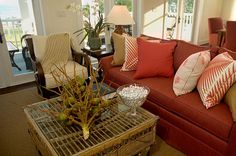 Additional Seating - HGTV Dream Home 2008: Tropical Great Room Pictures on HGTV