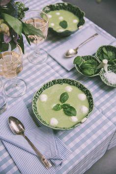 The Londoner » Polka Dot Pea Soup