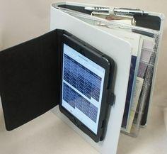 deluxe service organizer ipad holder - Field Service Organizer