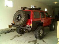 DIY Bumper-Tire carrier - Page 2 - NAXJA Forums -::- North American XJ Association