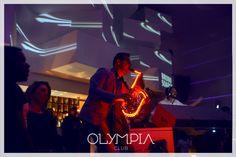 . Olympia Restaurant, Terrace, Club, Concert, Balcony, Patio, Concerts, Decks, Outdoor Cafe
