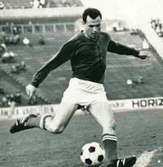 Hungary 3 Denmark 1 in 1964 in Barcelona. Dezso Novak made it 2-1 from the penalty spot in extra time in the 3rd place play-off at Euro '64.