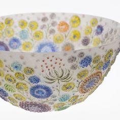 panorama - artist index & web magazine Jewellry Box, Cast Glass, Paper Embroidery, Chawan, Web Magazine, Decorative Bowls, Glass Art, Objects, Arts And Crafts