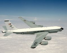 USAF Boeing RC-135 Rivet Joint surveillance aircraft. US Air Force Photo