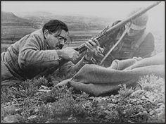 Hemingway en la guerra civil española.