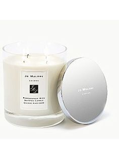 Jo Malone London Pomegranate Noir Luxury Candle - House of Fraser Luxury Candles, Home Candles, Scented Candles, Candle Jars, Candles Online, Jo Malone, House Of Fraser, Pomegranate, Raspberry