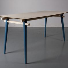 A gorgeous table by christophe machet...