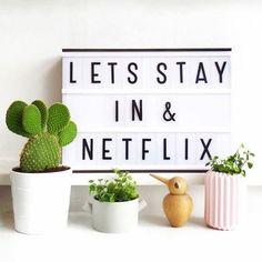 Fall & Netflix