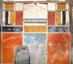 The Neoclassicising of Pompeii