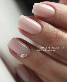 french nails with gold Color Combos Fabulous Nails, Perfect Nails, French Nails, Cute Nails, Pretty Nails, Pink Nails, My Nails, French Tip Nail Designs, Manicure