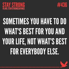 stay strong quotes and pics | Stay strong