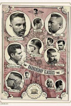 barberia vintage - Buscar con Google