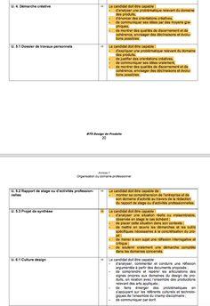 objectifs par unités d'enseignement bts dp