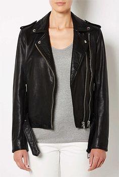 Women's Coats, Blazers & Leather Jackets - Witchery Online - Double Zip Biker