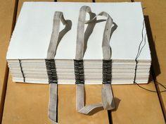 Linen tape binding