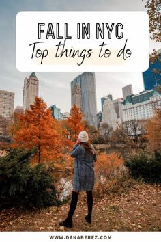 Top things to do this fall in NYC. There are so many cute and fun things do during Fall in NYC. Here are some of the best things to do in autumn this year. (And some are super instagrammable)! NYC Travel Guide | NYC Fall Travel Guides, Travel Tips, Travel Destinations, Herbst Bucket List, Fall Friends, Woodstock Ny, Nyc Fall, Nyc Instagram, Visiting Nyc