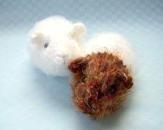 Crochet Amigurumi pattern - Guinea pig - Crochet animal tutorial PDF