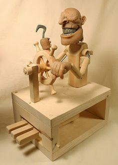 """LUDstuff!: AUTOMATA - """"Pirate Puppet"""" Pt.2"""