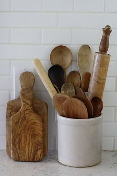 taking care of wooden utensils | @Carolyn Rafaelian Rafaelian Rafaelian Christina Jolley