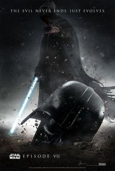 Star_Wars_VII_Teaser_Provisional_Cine_1.jpg 1591×2357 pixels    #STARWARS #EPISODEVII