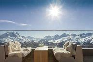 MUOTTAS MURAGL HOTEL [SWITZERLAND]