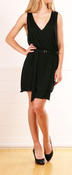 A.L.C DRESS: LBD