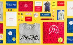 """다음 @Behance 프로젝트 확인: """"Mercht"""" https://www.behance.net/gallery/36549745/Mercht"""