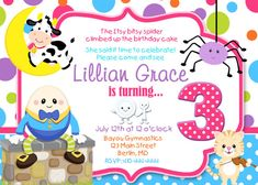 Pretty Birthday Invitation Rhymes Pictures Twinkle Twinkle Little