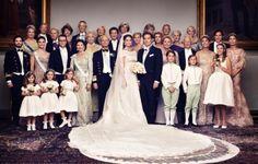El Banquete de Boda de la Princesa Magdalena de Suecia - http://www.conmuchagula.com/2013/06/10/el-banquete-de-boda-de-la-princesa-magdalena-de-suecia/