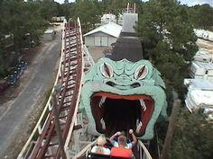 The Starliner Roller Coaster At Miracle Strip Amut Park Panama City Beach Florida Still My Favorite