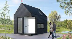 Concept: Gratis tuinhuis met vluchtelingen erin voor particulieren | WoningmarktNL.com - Powered by Building Business