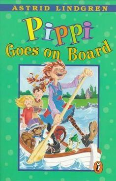 Pippi Goes on Board (Pippi Longstocking)