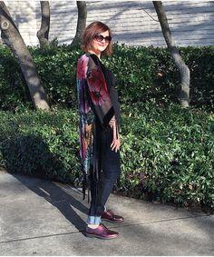 velvet kimono: 3 way