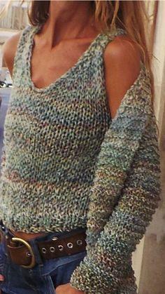 - Just fabulous knitting Crochet Cardigan, Crochet Shawl, Knit Crochet, Summer Knitting, Hand Knitting, Poncho Pullover, Big Knits, Knitwear, Knitting Patterns
