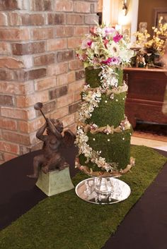exceptional garden themed bridal shower