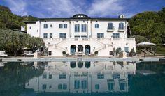 Villa Sorriso, the Napa Valley estate of the beloved late comedian Robin Williams