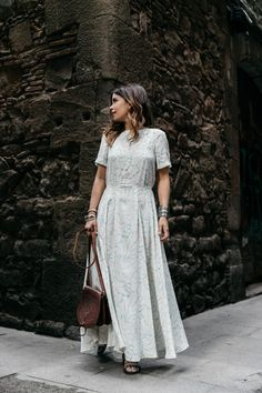 Long_Dress-HM_Leather_Bag-Maje_Sandals-Outfit-Primavera_Sound-Collage_Vintage-Street_Style-47