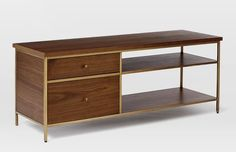 The World's Most Beautiful TV Stands & Media Consoles