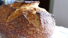 Bake your first real sourdough bread with coaching from an expert sourdough bread baker. Baking classes in your own home Making Sourdough Bread, Sourdough Recipes, Baking Courses, Baking Stone, Artisan Bread, How To Make Bread, Bread Baking, Breads, Jan 2018