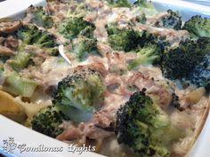 Comilonas Lights: Pasta con atún y brócoli